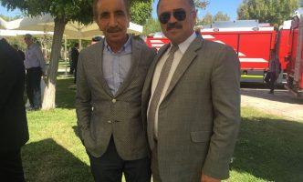 İzmir Milletvekili Sayın Ali YİĞİT İle Dernek Başkanımız Sayın Erdal ERBAKAN