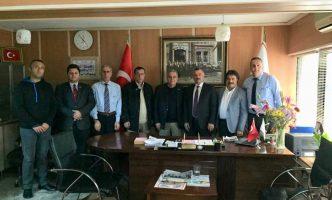 Karşıyaka Belediye Başkan Aday Adayı; Sayın M. Serdar YAVAŞOĞLU' nun Derneğimize Ziyareti